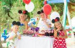 Организация детского дня рождения от «а» до «я»