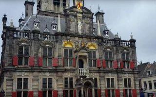 Нидерланды: достопримечательности, поражающие воображение