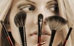 Кисточки для макияжа: полезные «жители» женской косметички