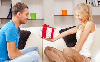 Мысли оригинально: что можно подарить мужчине