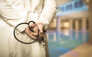 Инфекции в бассейне отеля