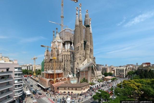 Великолепная Барселона: главные достопримечательности города