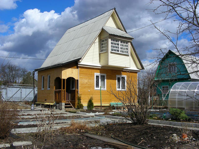 Загородный дом: выбор и покупка