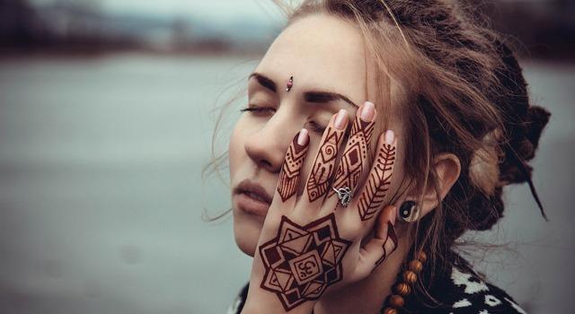 Биотату: особенности временной татуировки