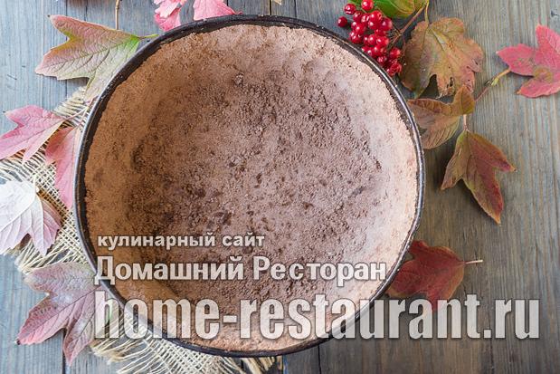 Эстонский торфяной пирог с творогом