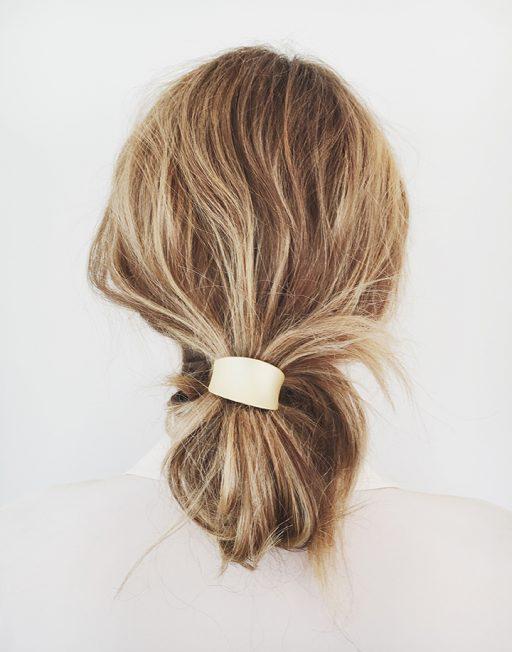 Как сделать красивый пучок на голове: тонкости модной укладки