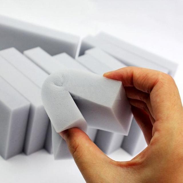 Меламиновая губка: что это такое и как правильно пользоваться