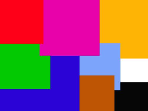 Голубой цвет: значение в психологии, что символизирует, как влияет на человека
