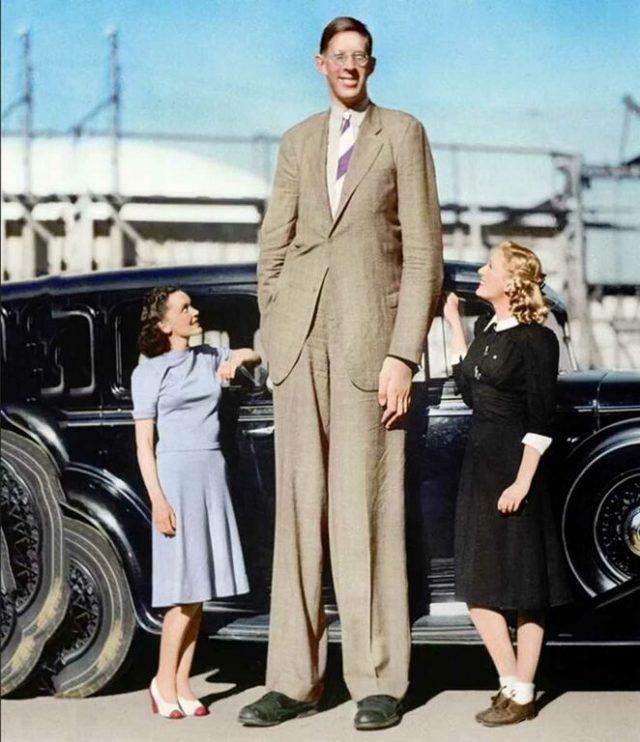 Самые высокие люди на Земле: кто они и где живут
