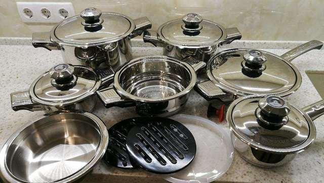 Какая посуда подходит для индукционных плит: виды, как подобрать, рейтинг