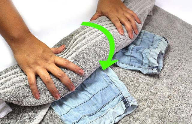 Когда время не ждет: как быстро высушить джинсы после стирки