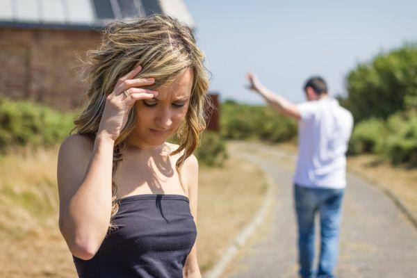 Как вести себя, если обидела мужчину