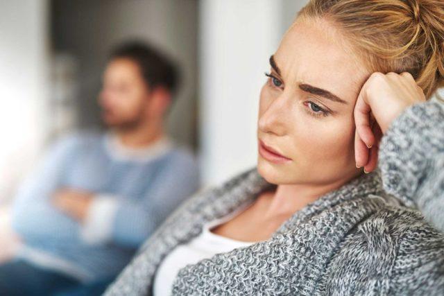 муж занят жена изменяет
