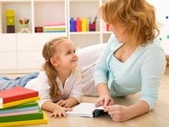Как правильно научить ребенка читать