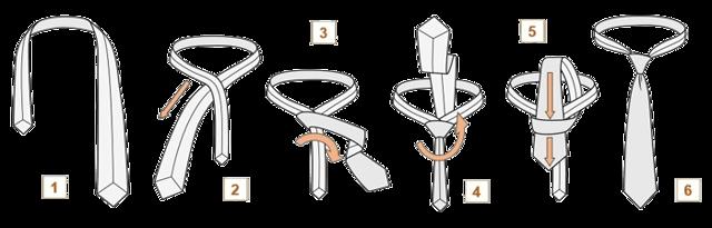 Узлы для галстука: простые и стильные способы вязки