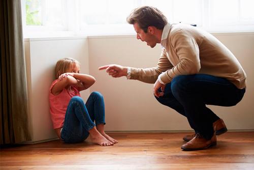 Наказание детей в семье