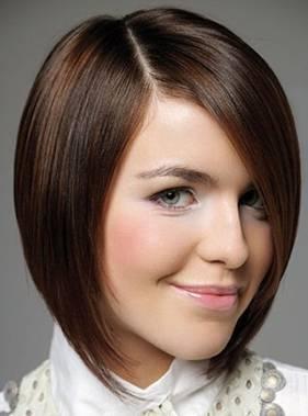 Женские прически по типу лица: геометрия стиля