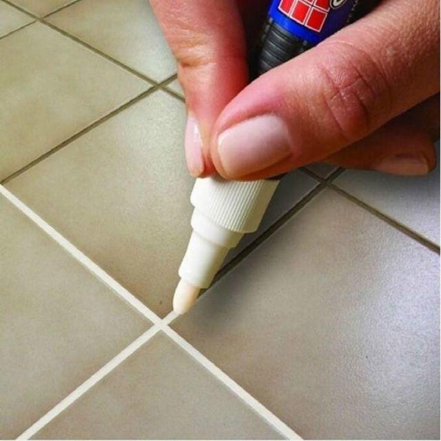 Как очистить швы между плиткой в ванной: все известные способы