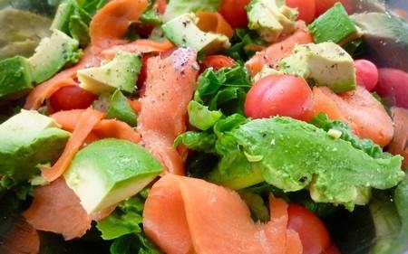 Диетический салат для похудения из свежих овощей
