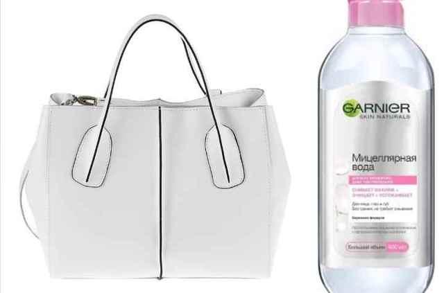 Как почистить кожаную сумку в домашних условиях: тонкости ухода