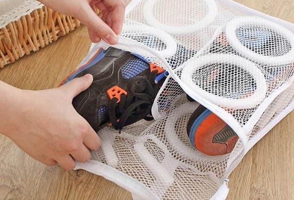 Мешки для стирки белья и обуви в стиральной машине