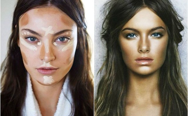 Что нужно для макияжа лица