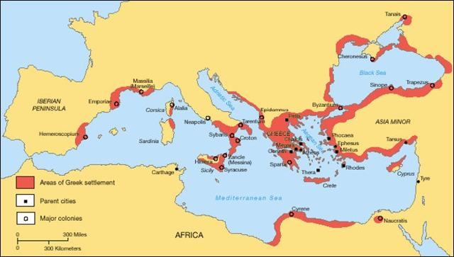 Греция: интересные факты о стране