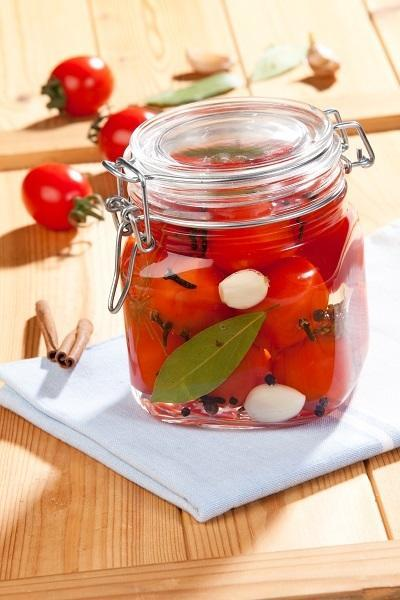 Вкусные консервированные помидоры на зиму