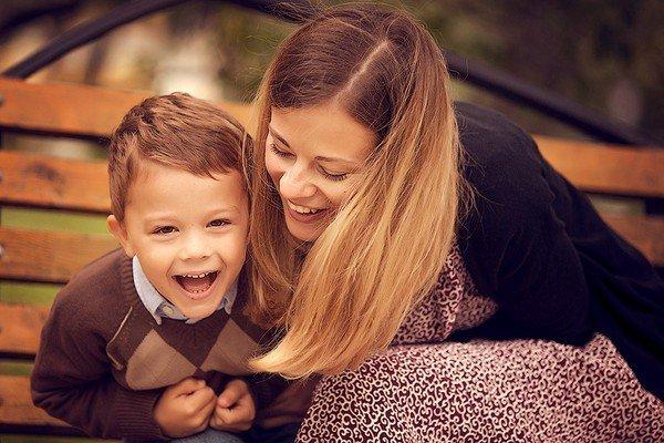 Отношения между мамой и ребенком