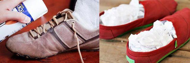 Как разносить лаковые туфли быстро