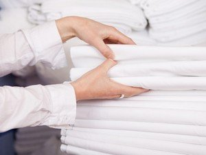 Как накрахмалить ткань в домашних условиях: способы и правила