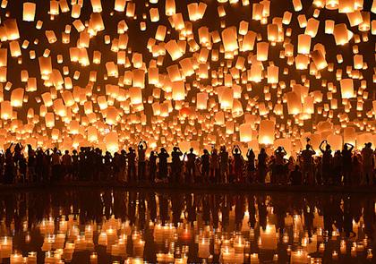Самые необычные праздники мира: что отмечают разные народы