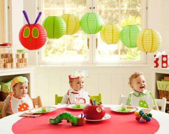 Организация детского дня рождения от
