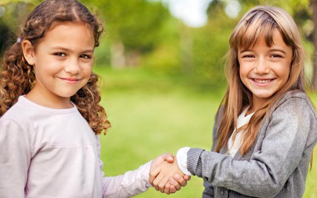 Правила поведения для детей