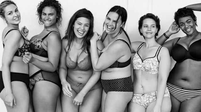 Любят ли мужчины полных женщин: красота размера plus size
