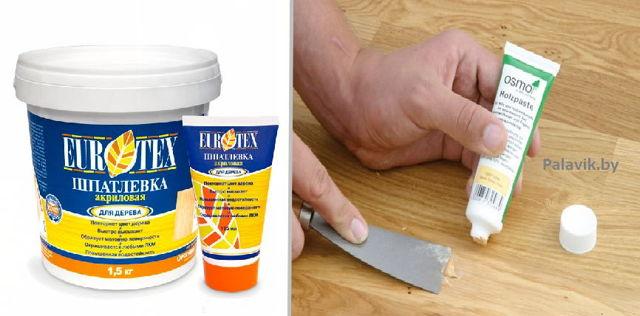 Как убрать царапины на ламинате: устранение подручными средствами