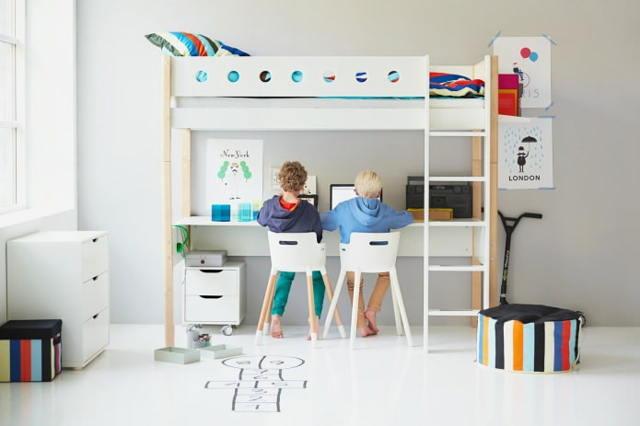 Освещение в детской комнате