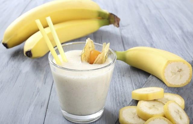 Диетабананово-молочная: ешь и худей