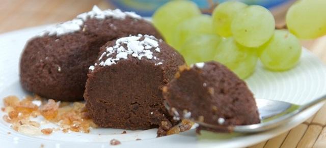 Классическое пирожное картошка со сгущенкой