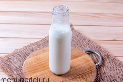 Бездрожжевые лепешки на кислом молоке