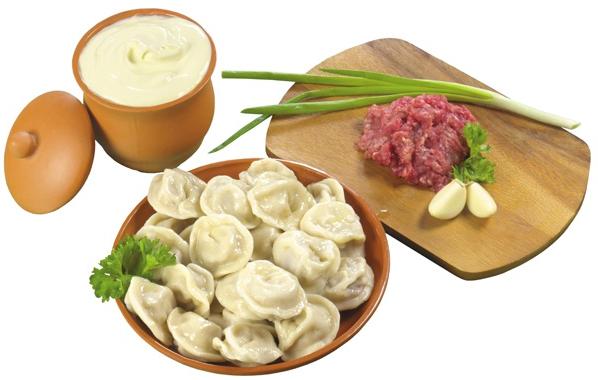 Очень вкусные домашние пельмени из говядины