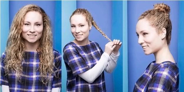 Как уложить длинные волосы быстро и красиво в домашних условиях