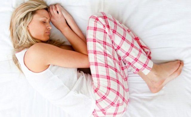 Связь между позой сна и характером человека