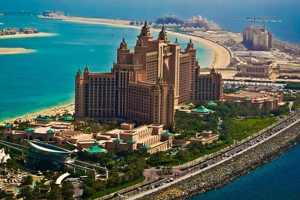 Достопримечательности Арабских Эмиратов: сказка среди пустыни