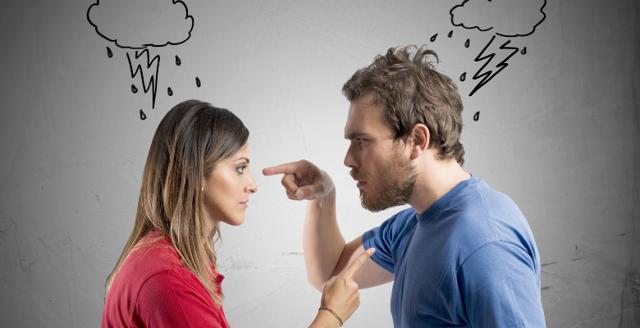 Ссоры в отношениях супругов - Сайт о доме и семье