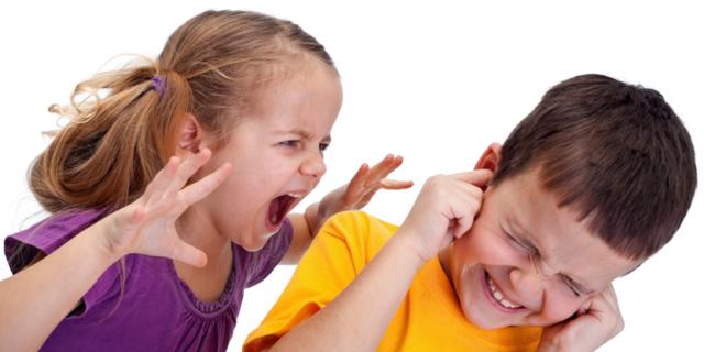 Ребенок дерется в детском саду