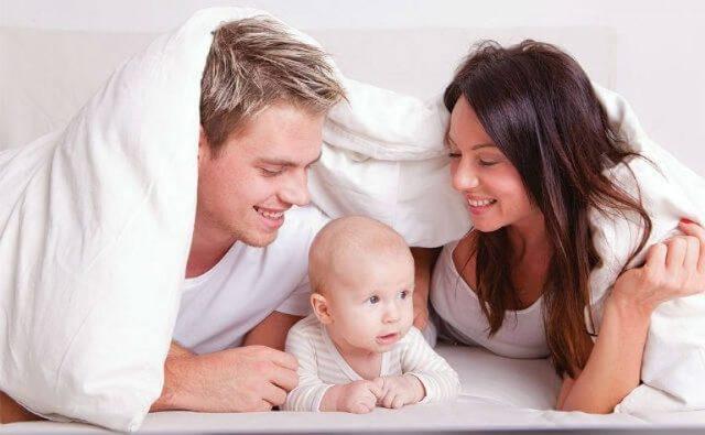 Кризис семейных отношений после рождения ребенка